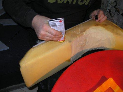 Апгрейд джебеловского седла