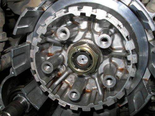 Снятие и установка дисков сцепления – Сцепление – УАЗ
