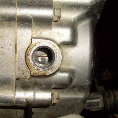 Регулировка клапанов Djebel-250