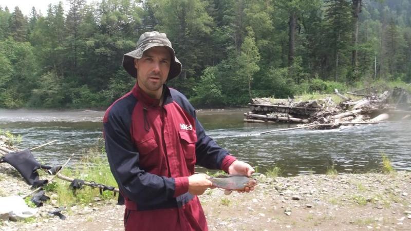 любительская рыбалка приморский край