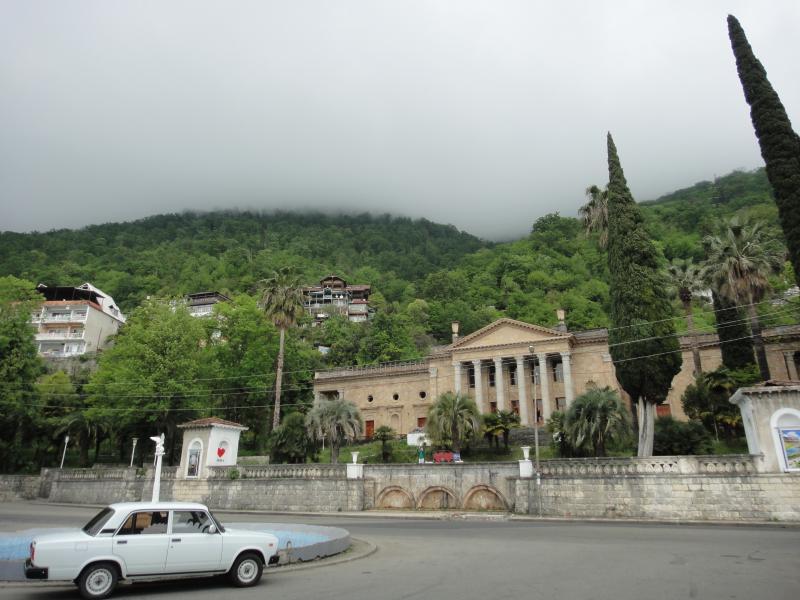 Путешествие в Абхазию на Yamaha YBR125 Post-14910-1431606039_thumb