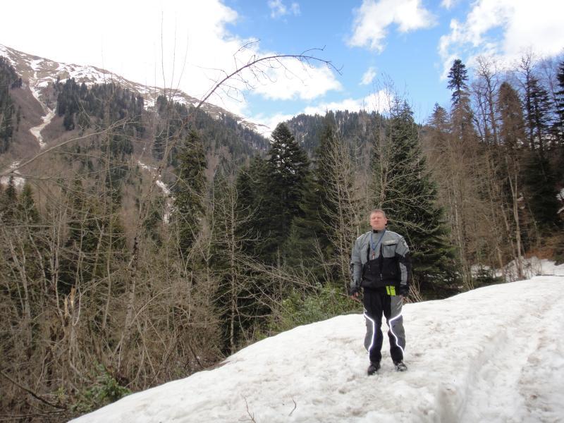 Путешествие в Абхазию на Yamaha YBR125 Post-14910-1431621458_thumb