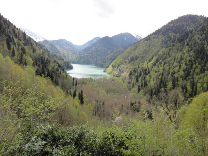 Путешествие в Абхазию на Yamaha YBR125 Post-14910-1431622048_thumb