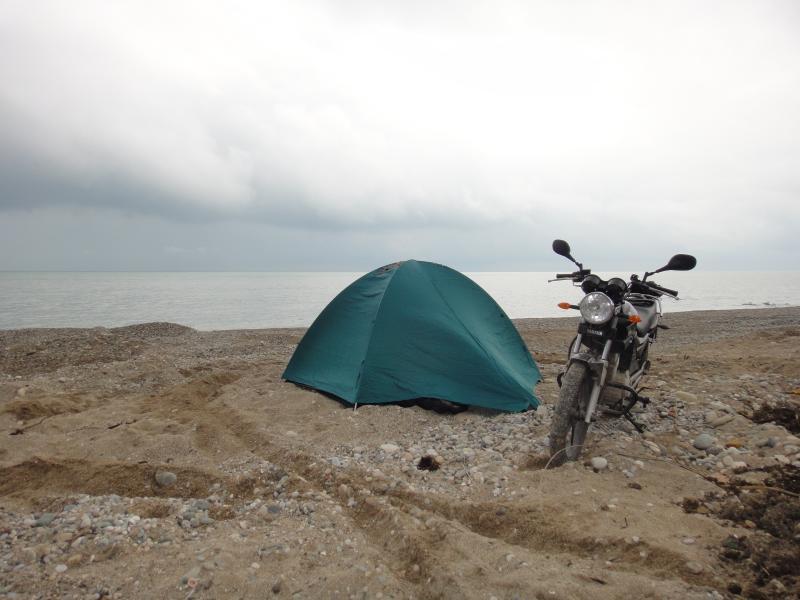 Путешествие в Абхазию на Yamaha YBR125 Post-14910-1431628121_thumb