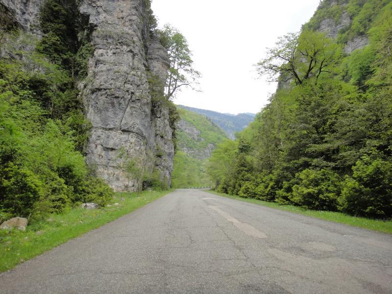 Путешествие в Абхазию на Yamaha YBR125 Post-14910-1431674242_thumb