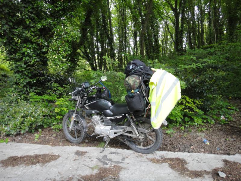 Путешествие в Абхазию на Yamaha YBR125 Post-14910-1431681526_thumb