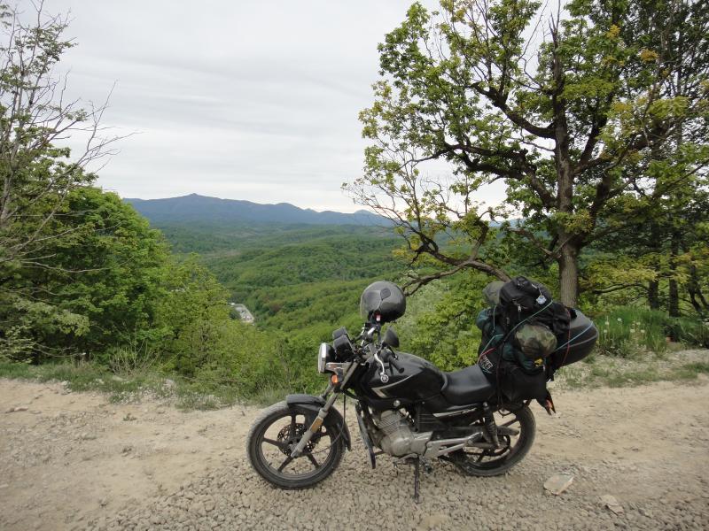 Путешествие в Абхазию на Yamaha YBR125 Post-14910-1431682214_thumb