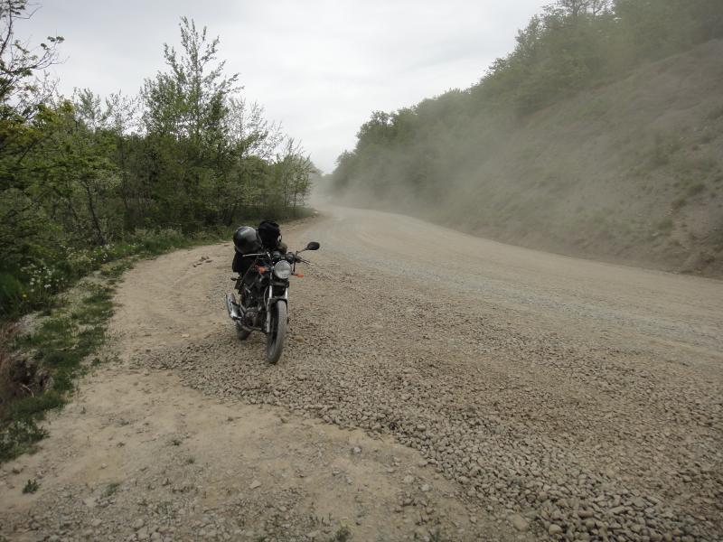 Путешествие в Абхазию на Yamaha YBR125 Post-14910-1431682253_thumb