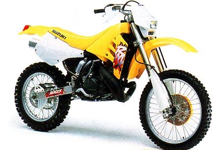 Мотоцикл Suzuki RMX 250