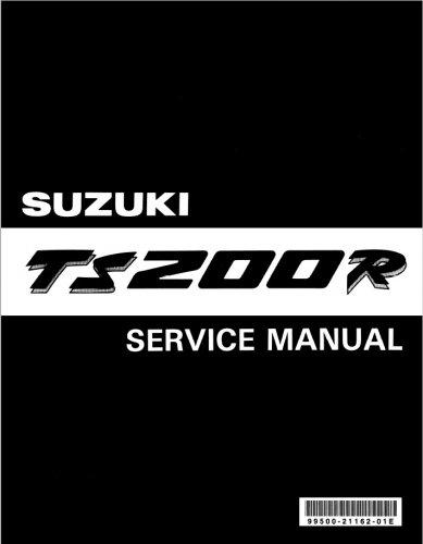 Сервис-мануал на Suzuki TS200R
